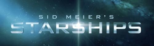 Bannière Sid Meier's Starships