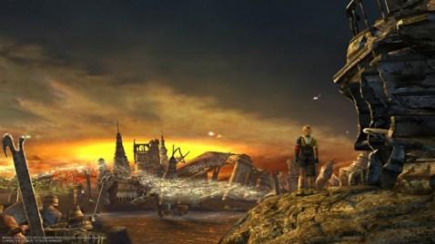 Final Fantasy X/X-2 HD Remaster - Capture du jeu