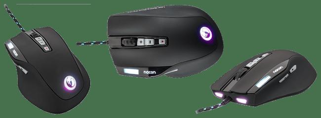 Nacon : Souris LASER GM-400L
