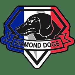 Metal Gear Solid - Diamond Dog FR