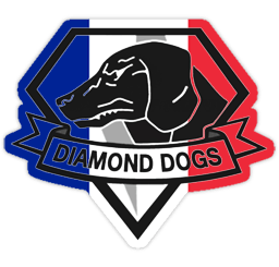 Metal Gear Solid - Diamond Dog FR