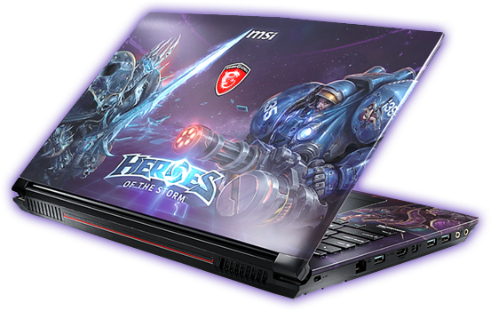 """#PGW15 : MSI """"Heroes of the Storm"""""""