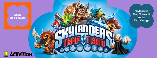 #OrangePGW - Skylanders Trap Team