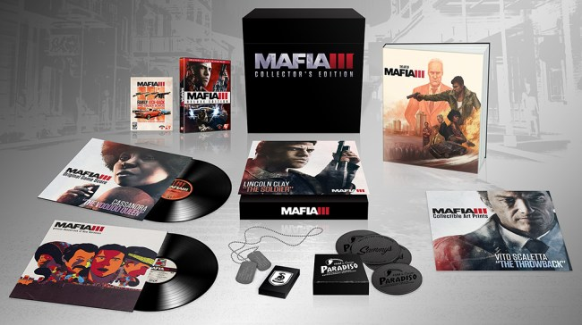 "Mafia 3 ""Edition Collector"""