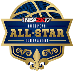 NBA 2K17 European All Star Tournament