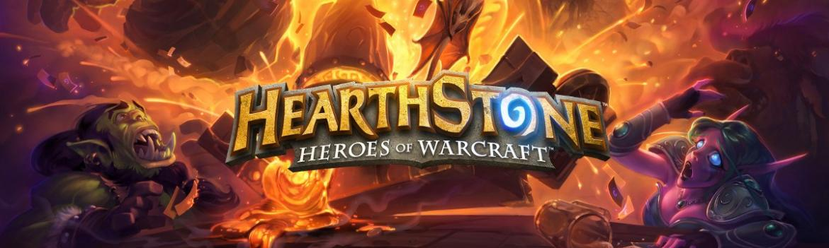 ^GAME Hearthstone : Heroes of Warcraft