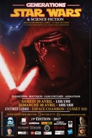Générations Star Wars et SF #19