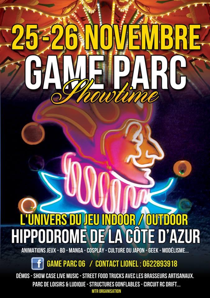 GAME - Salon du jeu #1