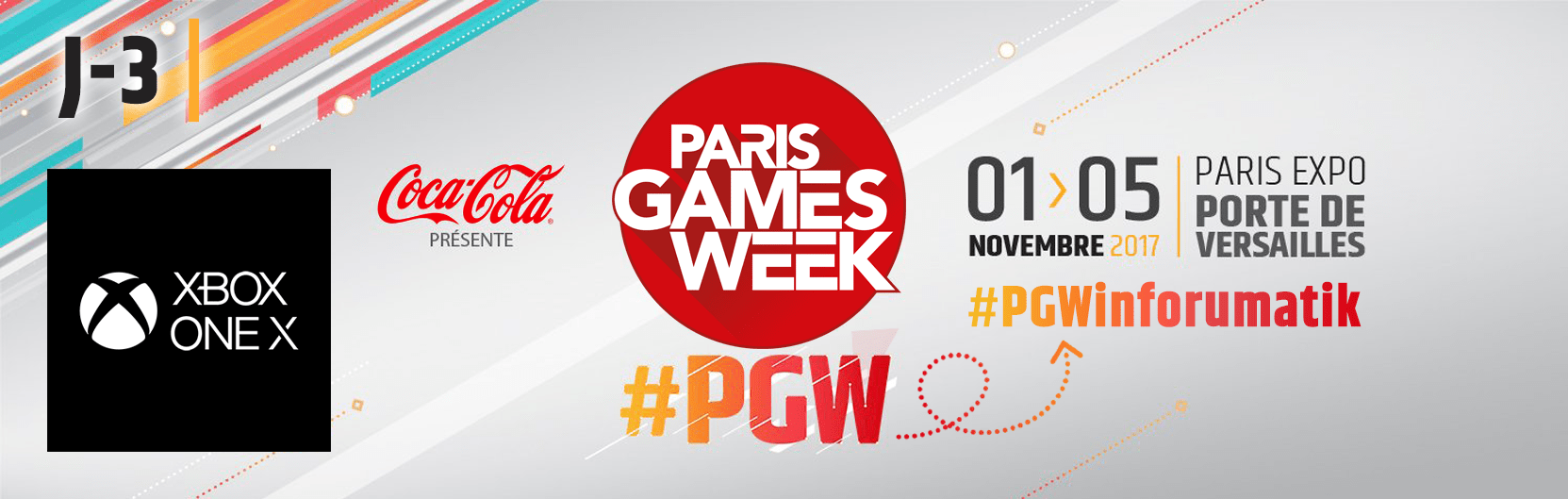 [J-3] Paris Games Week 2017 : Xbox