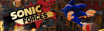 ^GAME Sonic Forces