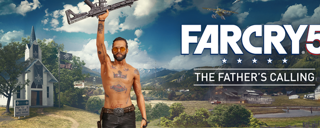 [Far Cry 5] UbiCollectibles : The Father's Calling