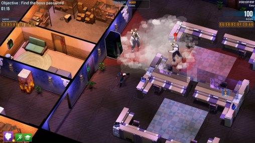 Hacktag : Agent escape smoke