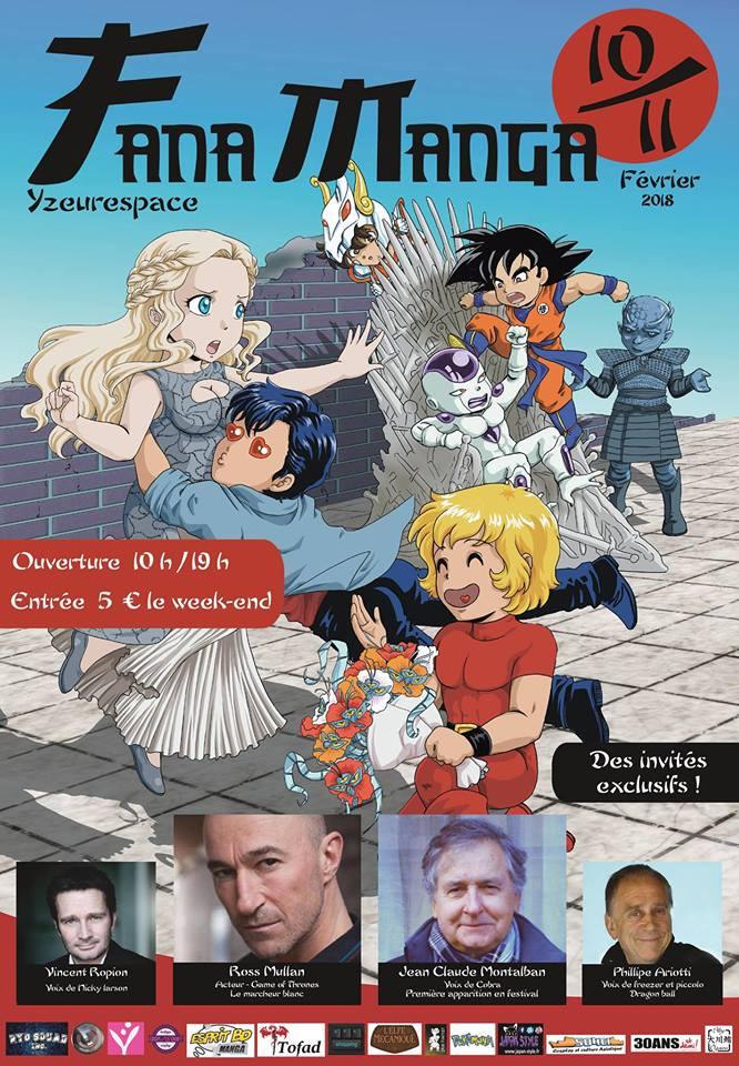 Fana Manga 2018