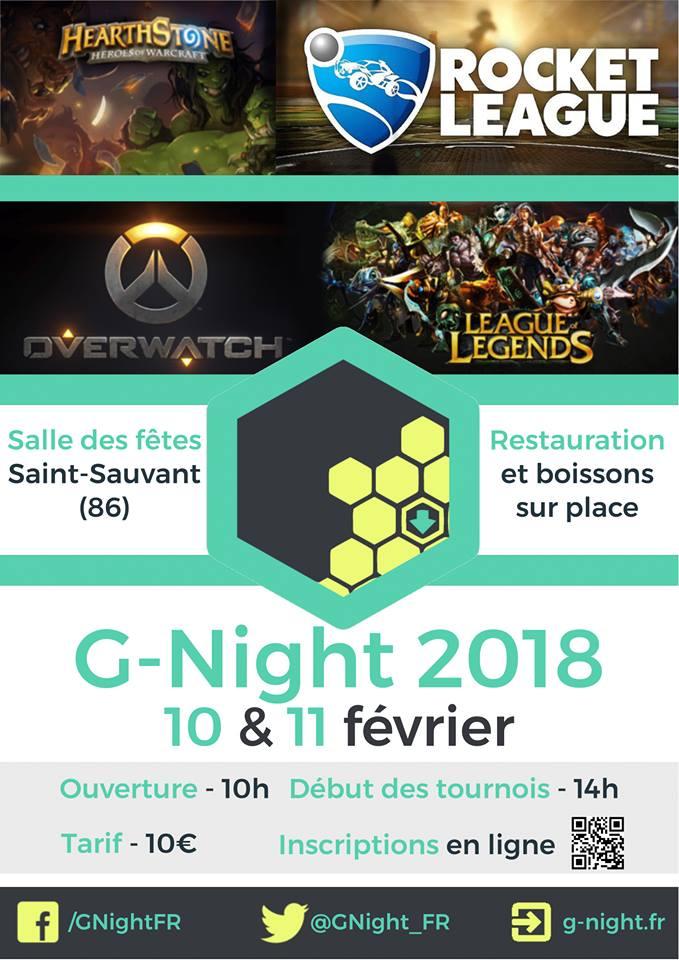 G-Night 2018