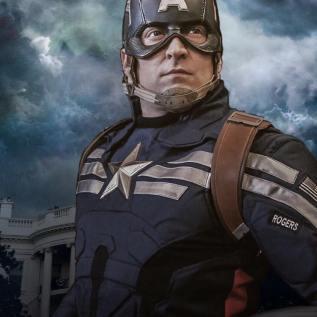 Captain Jux, cosplayeur