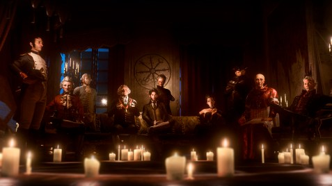 The Council : Artwork