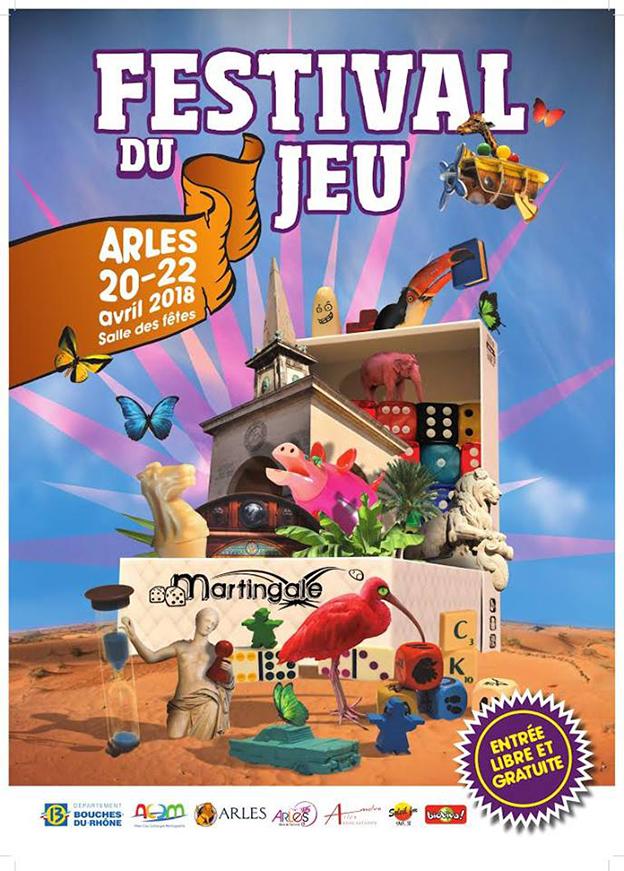 Festival du Jeu de Martingale #5