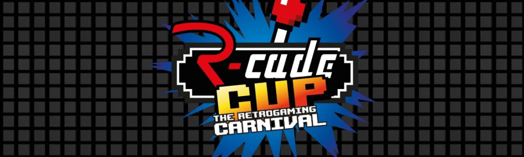 """R-Cade Cup """"The RetroGaming Carnival"""""""