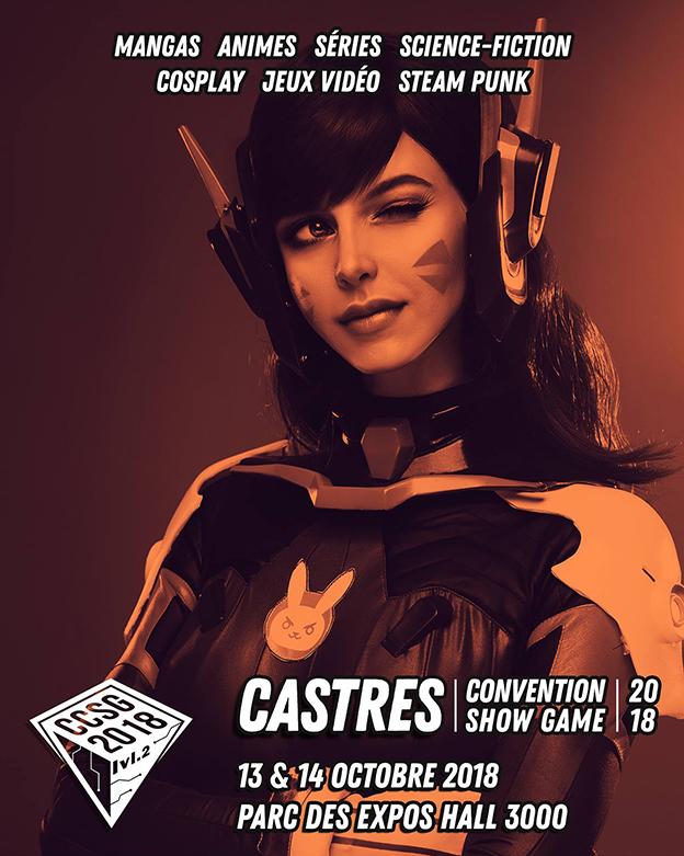 Castres Convention Show Game #2