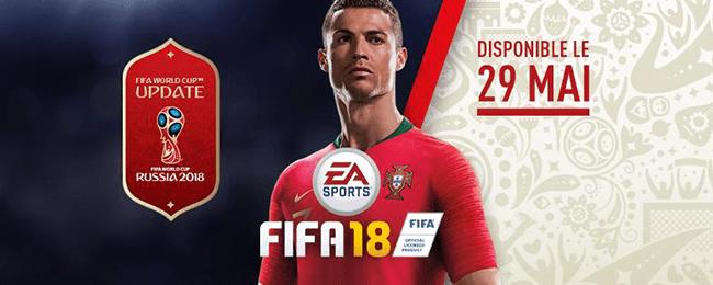 EA FIFA World Cup RUSSIA 2018