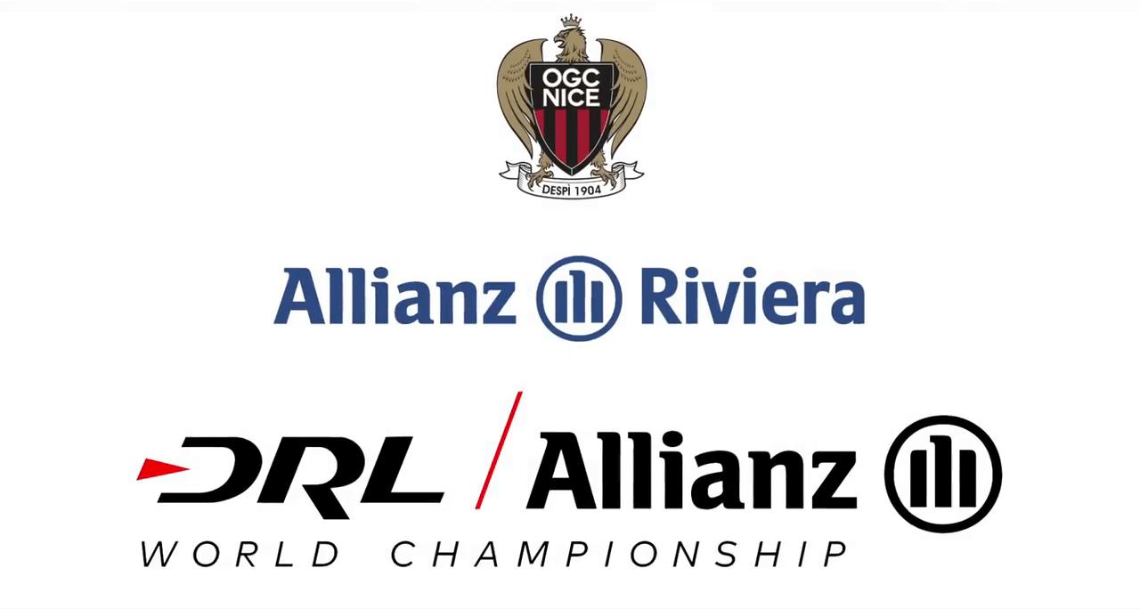 Drône Racing League Allianz World Championship #5