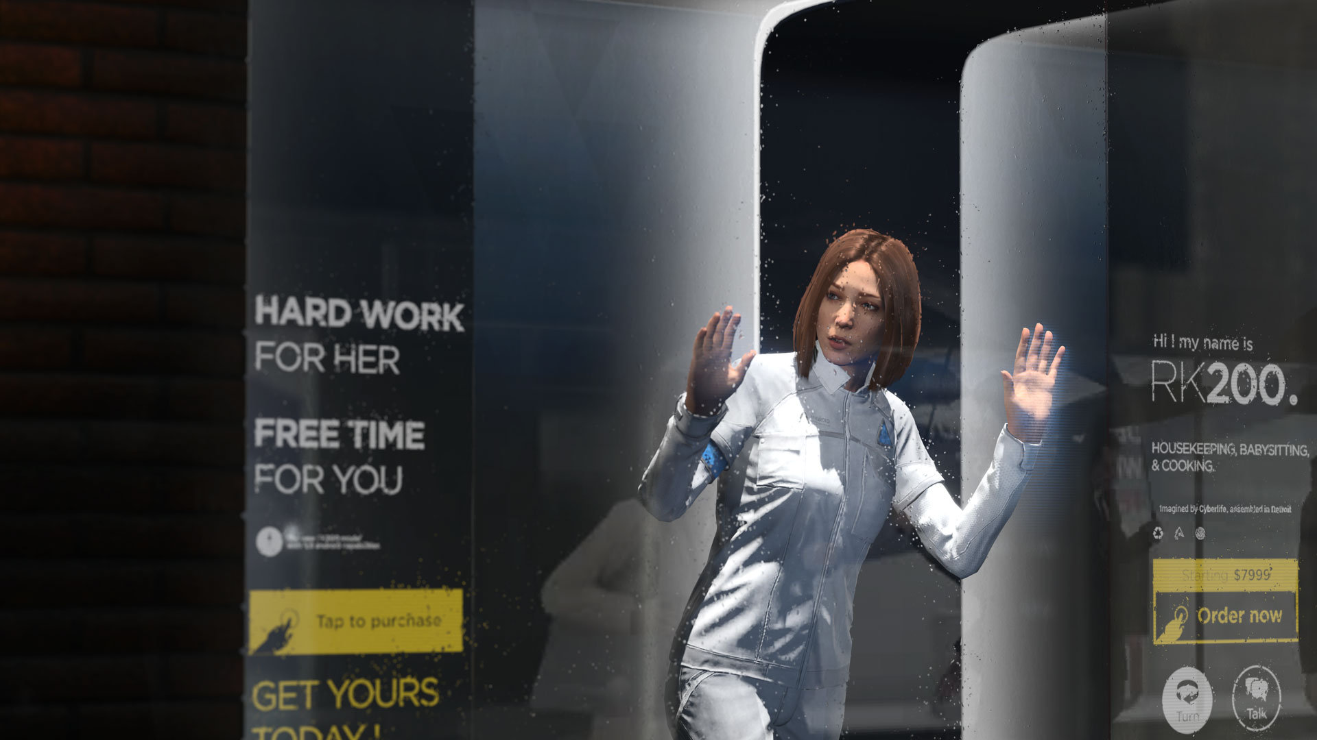 Detroit : Become Human - Screenshot