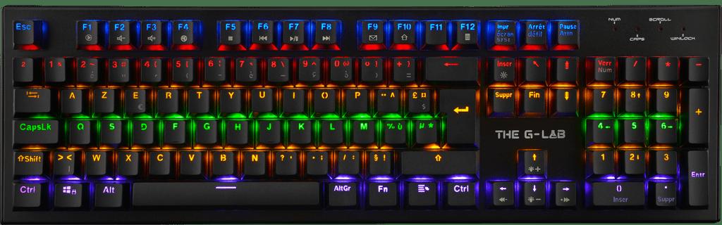Clavier Keyz Carbon²
