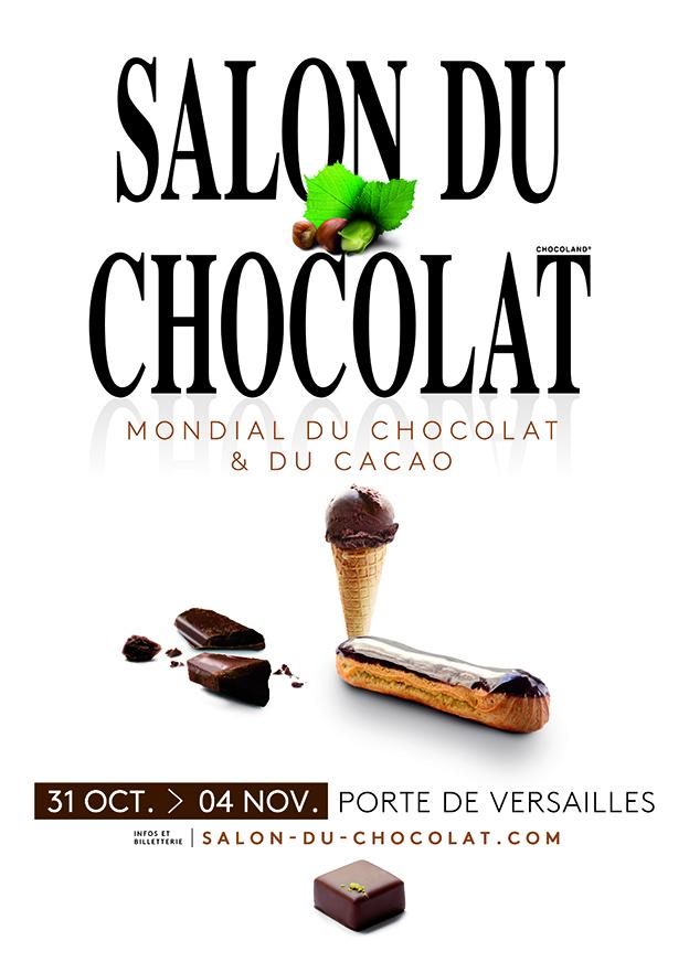 Salon du Chocolat PARIS 2018