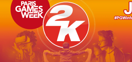Paris Games Week 2018 : 2K