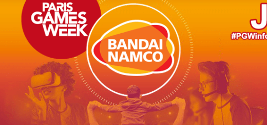 Paris Games Week 2018 : Bandai Namco Entertainment