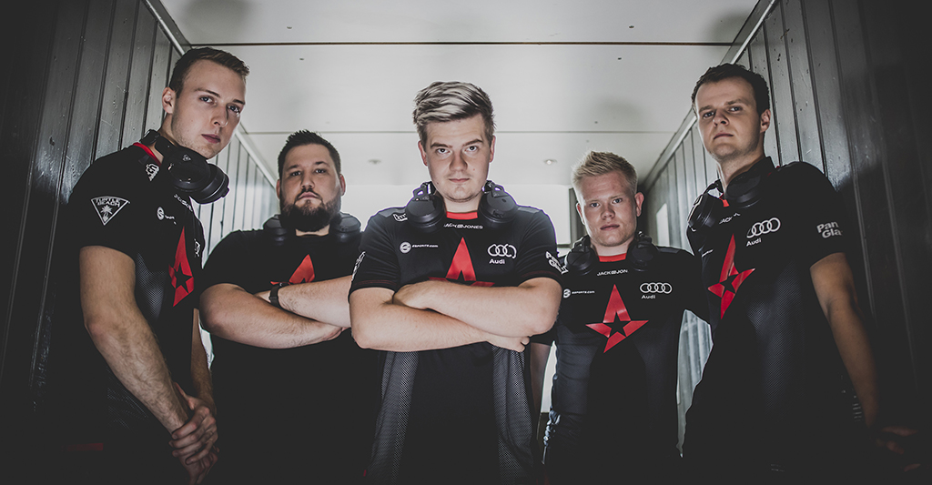 Turtle Beach : Team Astralis
