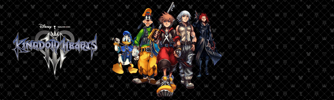 ^GAME Kingdom Hearts 3