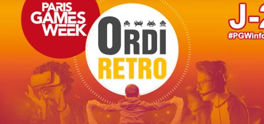 Paris Games Week 2018 : Ordi Retro