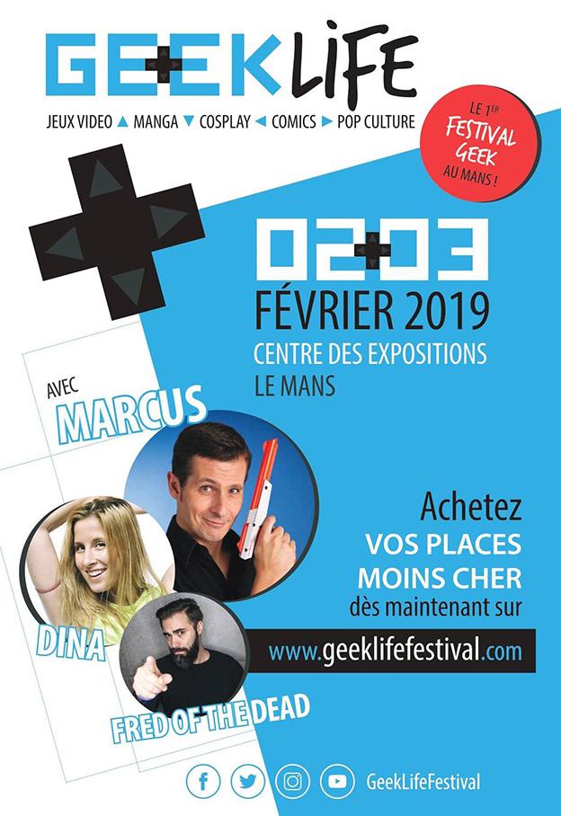 Geek Life Festival #1