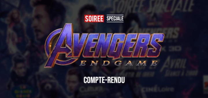 Soirée Spéciale Avengers #1 @ CinéLoire de Tours : Compte-Rendu