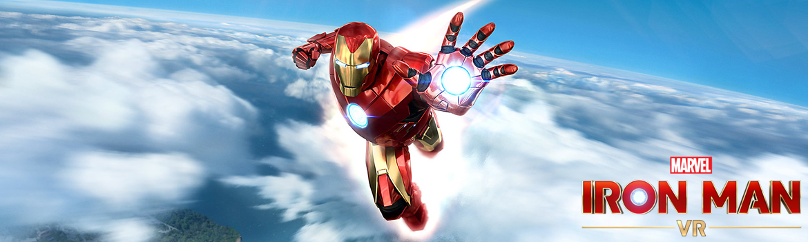 ^GAME Marvel Iron Man VR