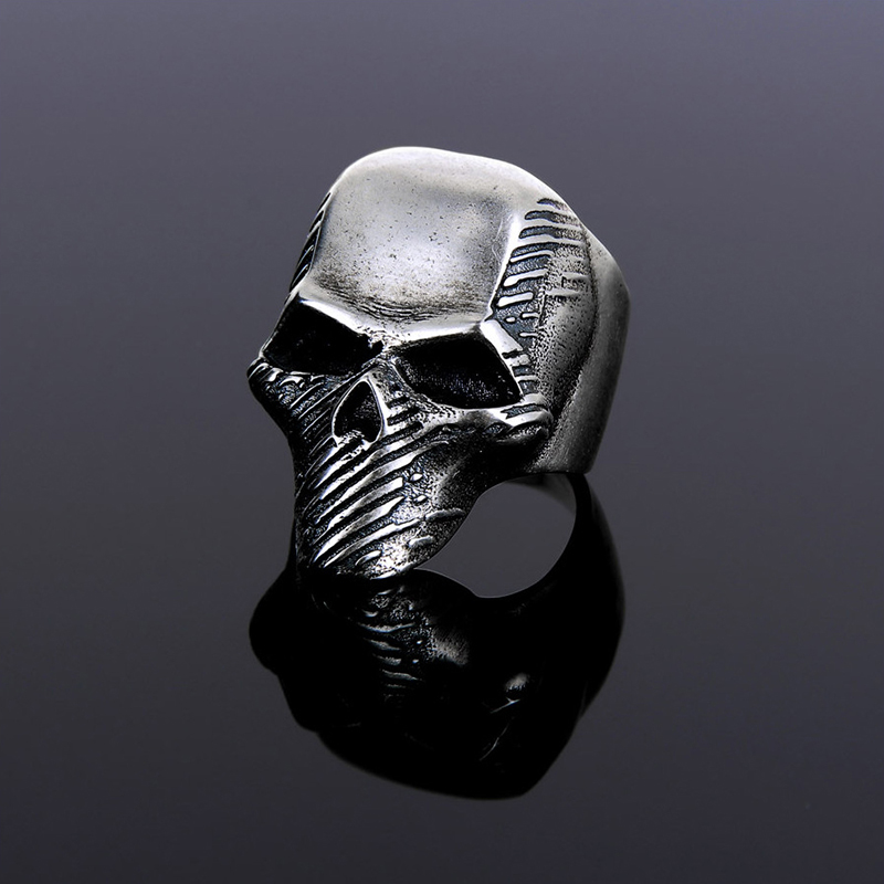"Bague Skull ""We are Ghosts"" officielle Ghost Recon Breakpoint Edition Limitée"