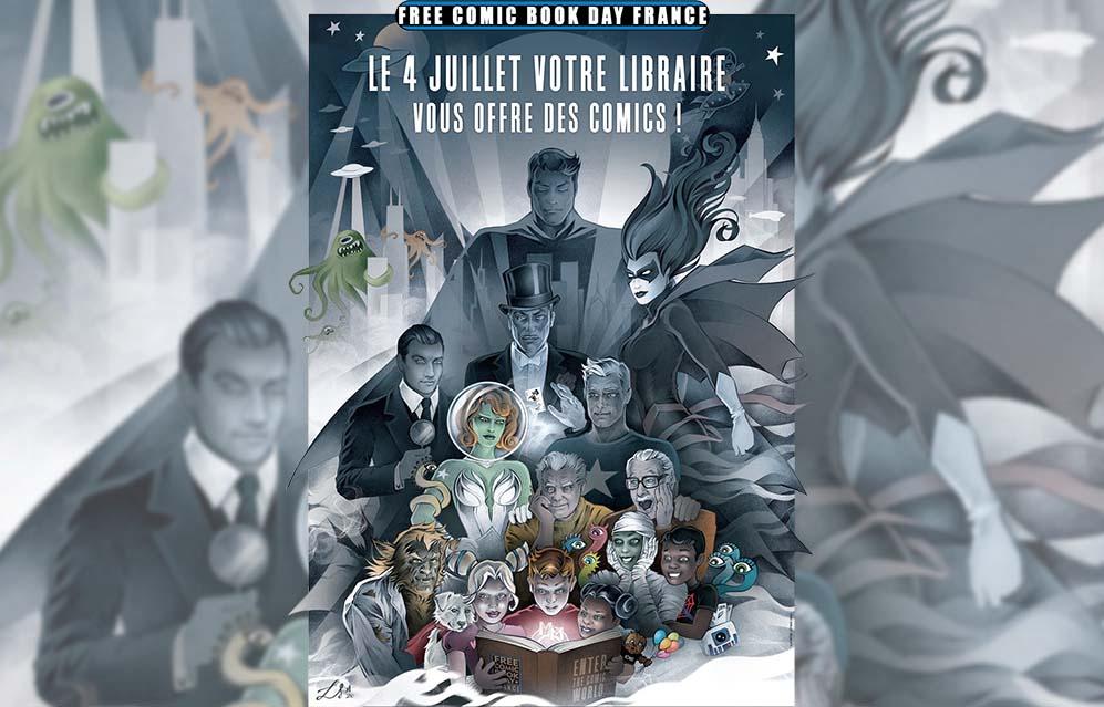 Free Comic Book Day 2020.2