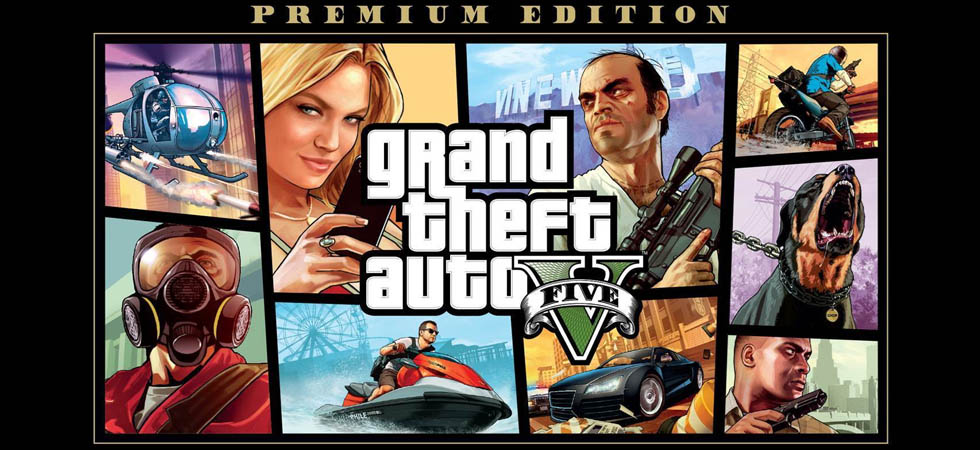 Grand Theft Auto V : Édition Premium