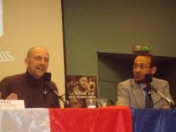 Alain Soral et Tareq Oubrou
