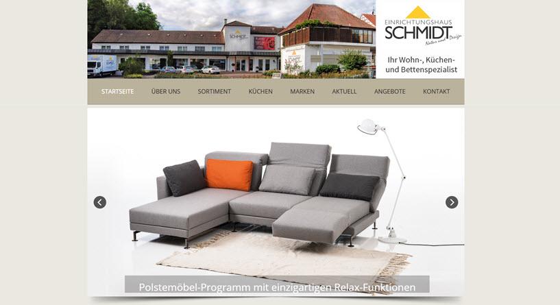 Einrichtungshaus Schmidt