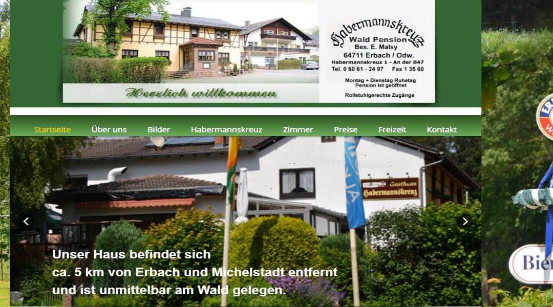 Hotel Habermannskreuz