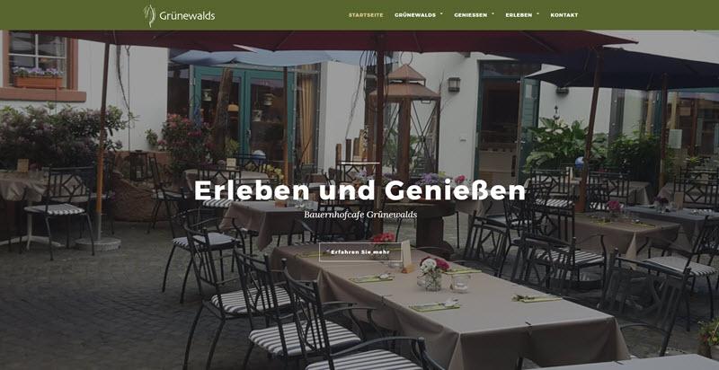 Bauernhofcafe Grünewalds