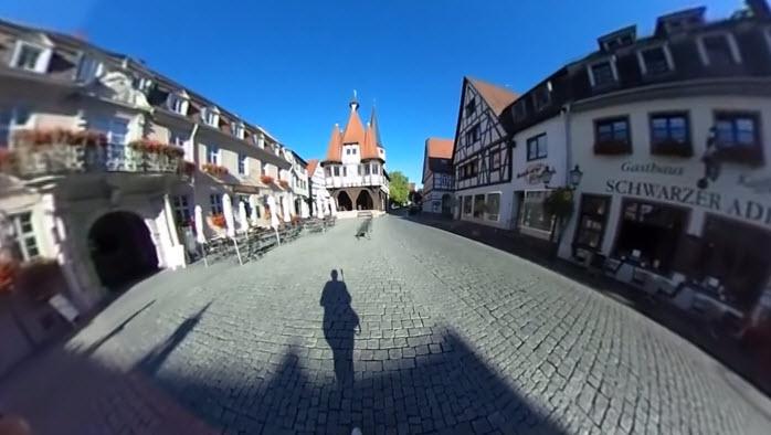 Michelstadt 360 Grad