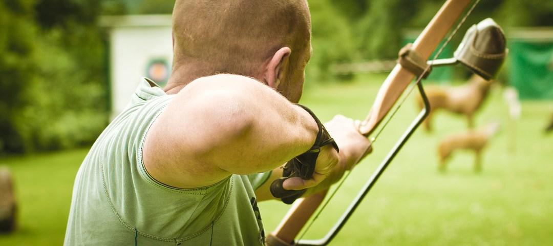 Bogenschießen Bogenparcours – Kummersklinge