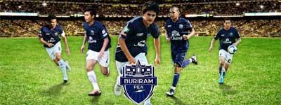 Football : des nouvelles de Buriram PEA