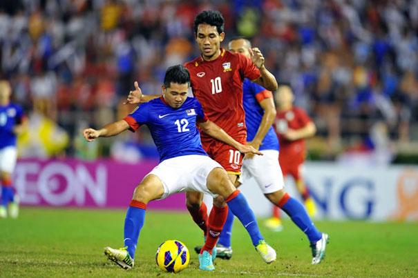 La Thaïlande en finale de l'AFF Suzuki Cup !
