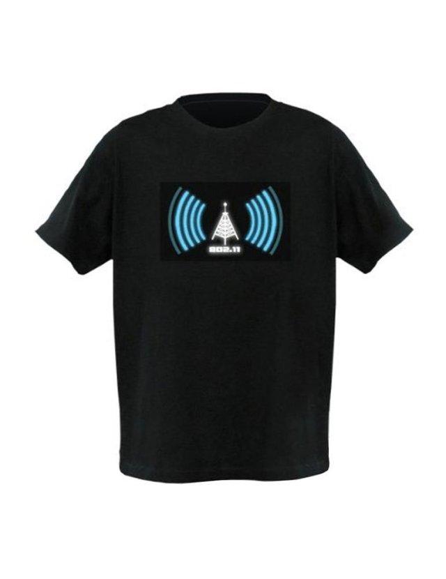 Baju Pengesan Wifi