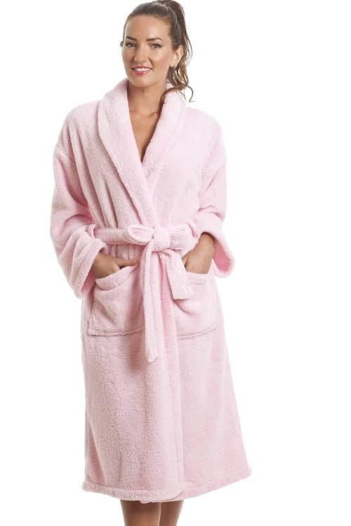 hadiah untuk wanita jubah mandian