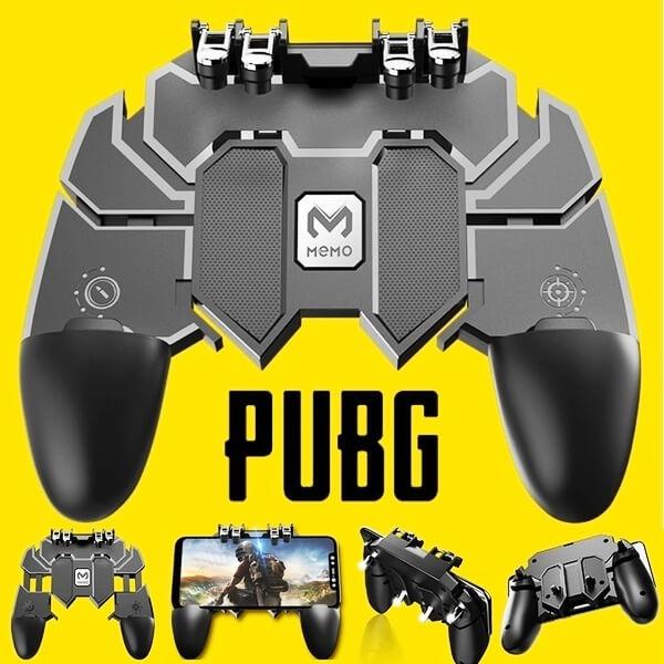 PUBG Mobile joystick